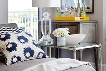 Elements of Style / Trend setting interiors and furniture for your home  / by Charleston Forge