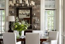 Ultimate Dining Rooms / Fall in love with these amazing dining room areas.  / by Charleston Forge