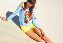 Flower Power | SS15 / Graphic and colorful flowers have blossomed all over summer collections. Flower power is back.