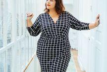 Work it / Plus size office wear / by Renée Bugg