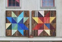 Barn Quilts ☀️