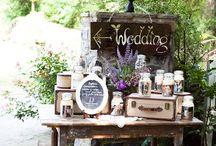 Wedding {details & decor} / by Jenny K.