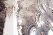 a r c h i t e c t u r e / Architecture & different architecture styles   minimalism   baroque   gothic   victorian