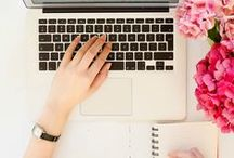 Blogging / Blogging Information, Resources, Printables, Tips and Tricks