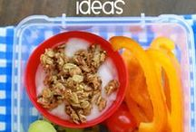 Kids Lunch Ideas / Easy Kids Lunch Ideas, Tips, and Tricks for School -- Packing Lunches Made Easy