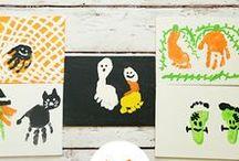 Fall - Halloween / Fall and Halloween DIY, Activities, and Ideas