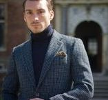 Tweed / Whether it's a suit, sports jacket or overcoat: keep warm in style wearing this highly practical, heritage cloth.