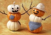 Halloween and Autumn / Halloween, Autumn, and Fall season craft projects and ideas for the home.
