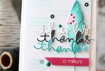 Paper Inspiration / Cards, Tags, ATCs that I love