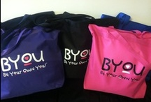 Apparel and Accessories!!! / BYOU's goal is to build a self-esteem lifestyle brand that celebrates the unique personality that every female has.