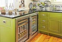 Home: Pretty Kitchens