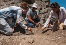 Life of Archaeology / Archaeological events, news, as a science of archaeology and also objects