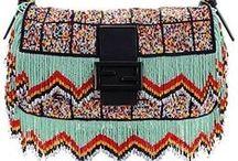 Style: Extra Baggage I Want! / Stylish purses and backpacks.