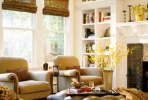 Home Ideas / Decorating ideas for the home. / by Tina Lynch