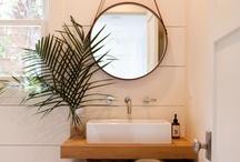 bathroom inspiration / by Julie Phillips