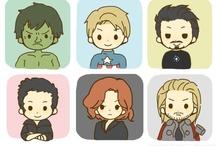 Avengers <3 / by Sierra Dussen