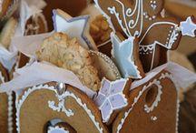 Gingerbread / by Sarah Linck
