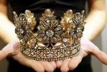 Crowns & Tiaras / by Sarah Linck