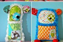 Hobby: Kid-Sew-Cute Doll Creations