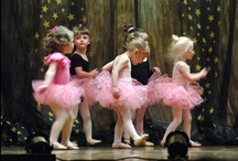 Ballerinas / Ballarines / by Lafarguita