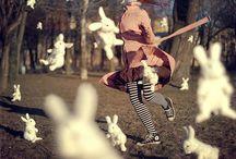 Alice In Wonderland / by Sarah Linck