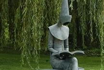 Sculpture I Love / Escultures que m'agraden. / by Lafarguita