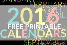 Free Printables / Fresh Free Printables