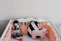 chambre de bébé  / by émilie