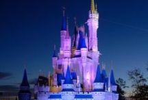 Disney Vacation / Disney, Disneyland, Disney World