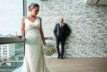 modern wedding inspiration / contemporary and modern wedding styling inspiration