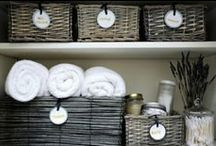 Home: Bathroom Storage Ideas