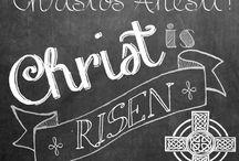 Easter.Pascha / by ᏋᏝᏋᏁᎥ