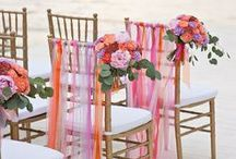 decor & details / wedding day styling including everything from centrepieces and pew ends to fabulous florals and seating plans.