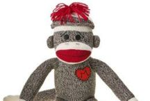 I ♥ Sock Monkeys / by ᏋᏝᏋᏁᎥ