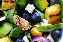 Health(ier) Food / Healthy food options, salads, smoothies