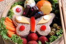 Bento Box lunch! / by Sarah Linck
