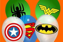A Super Hero Party / by ᏝᏋᏁᎥ