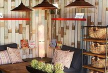 Premier Copper   Lighting / Gorgeous copper light fixtures radiate warmth and a modern-meets-rustic style.