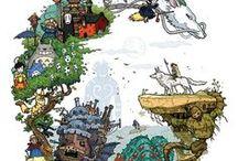 Studio Ghibli and films