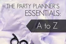 Entertaining + Parties