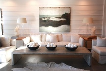 Living Rooms...Family Rooms / by Jennifer Cripps