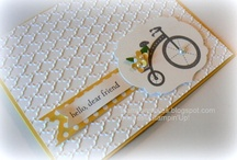 Cards / by Erin Gonzales with Hand Stamped Style