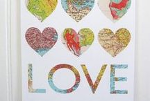 handmade valentines day / ...because nothing is as loving as a handmade valentine!