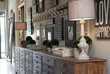 Foyers, Hallways, Mudrooms, Etc. / by Jennifer Cripps