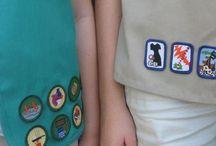 Girl Scouts / by Cassie Davis