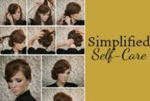 Simplified Self-Care / by Mystie Winckler