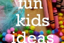 Kids / by Victoria Gockel