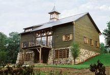 Rustic & Craftsman Homes / by Laurel McCormick Ray
