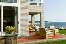 Exteriors {Decks & Patios} / Embrace indoor-outdoor living with a home designed to make the most of your outdoor space. These decks and patios are great relaxing and entertaining spaces.