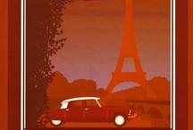 Cities Paris / by Judy Gacek